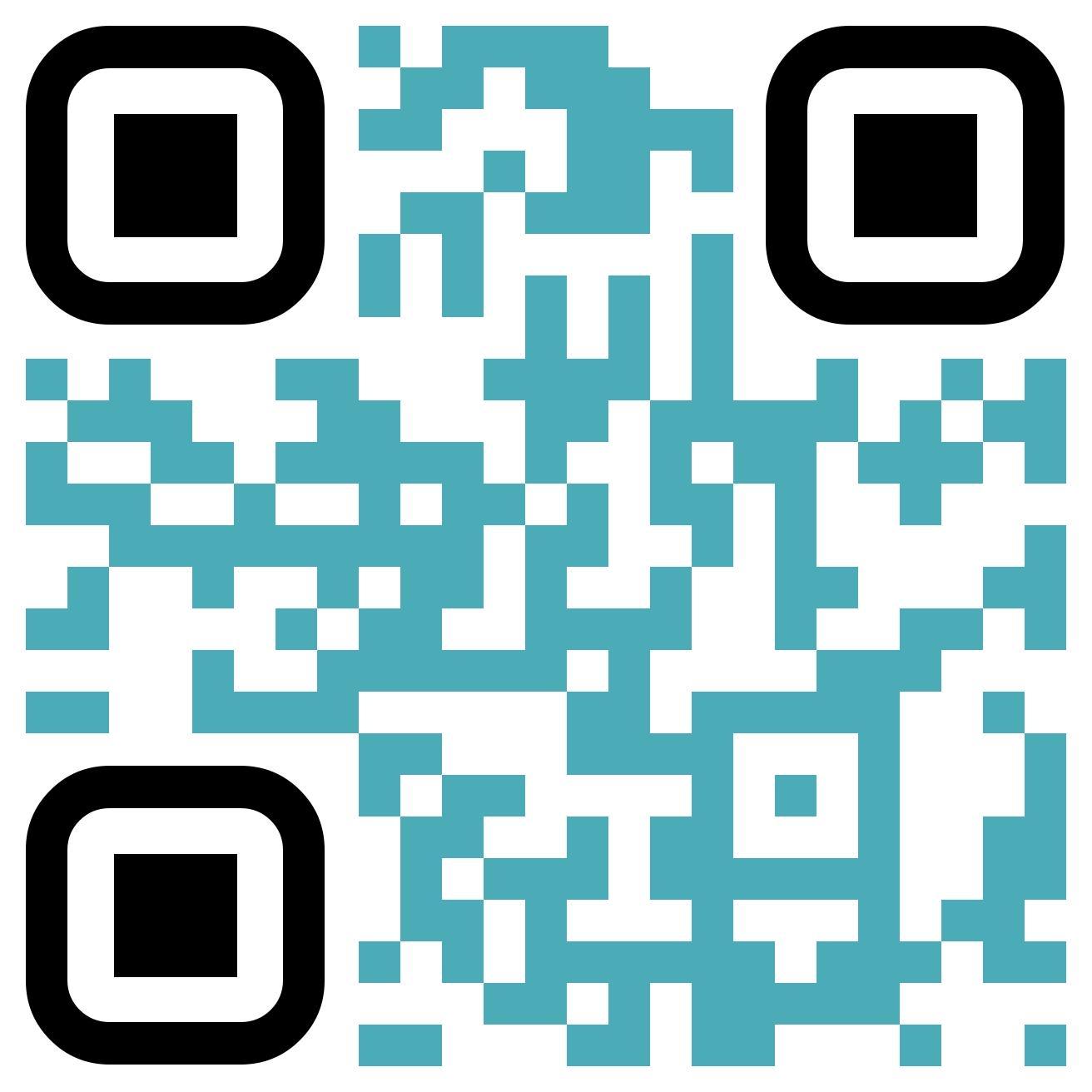 QR Code mobile Visitenkarte Michaela Platte virtuelle Assistenz