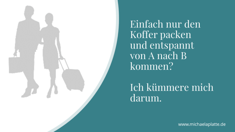 Travelmanagement, Reisemanagement, Eventmanagement